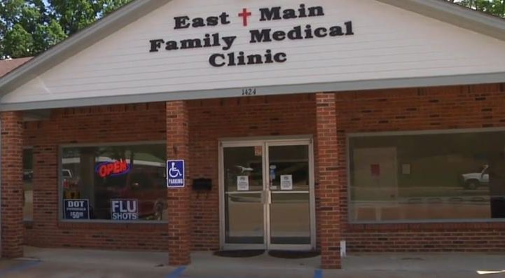 East Main Family Medical Clinic Office