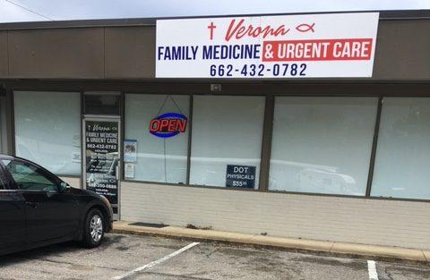 Verona Family Medicine & Urgent Care Office