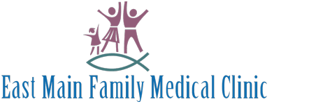 East Main Family Medical Clinic Logo